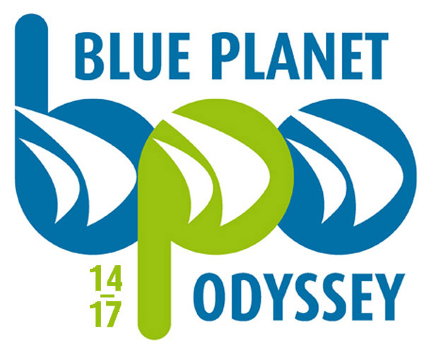 Blue Planet Odyssey Map